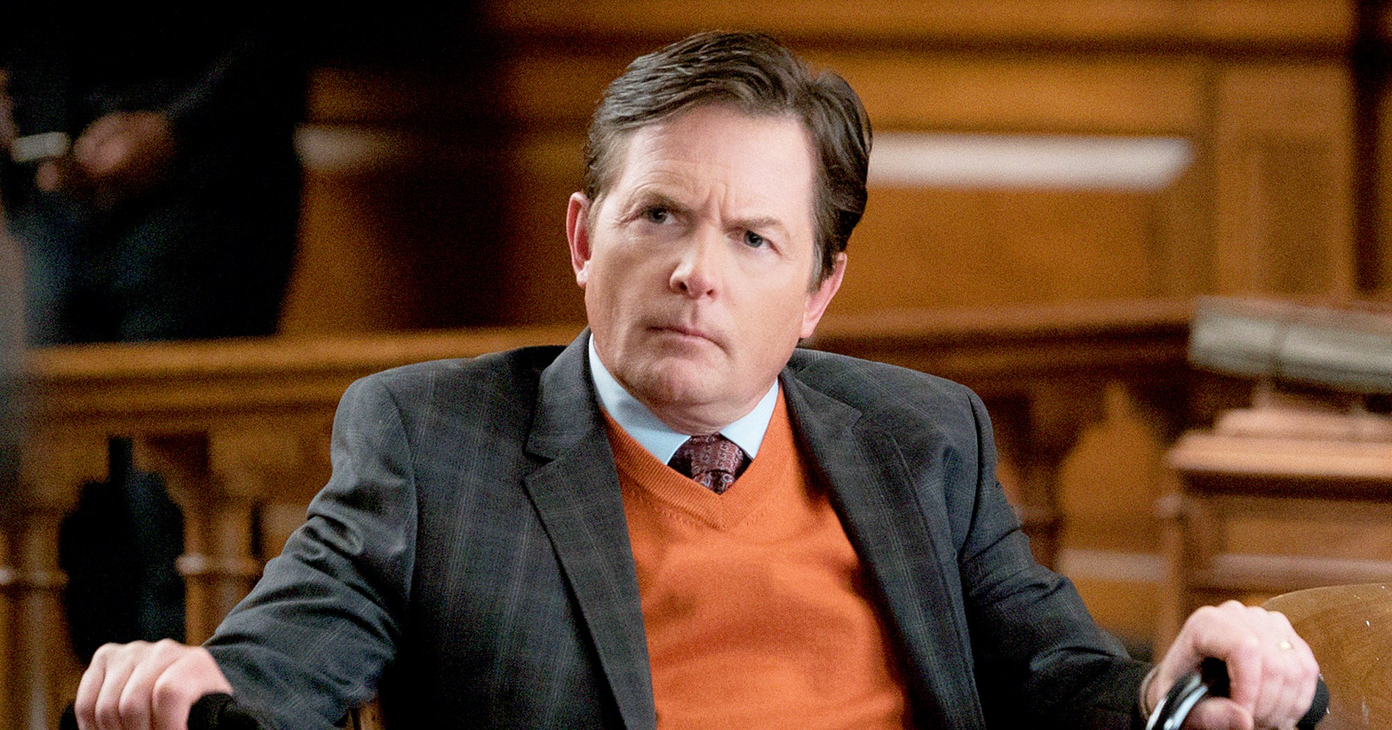 Michael J. Fox Explains His 'Good Wife' Character: 'I Wanted to Prove Disabled People Can Be A‑‑holes Too'