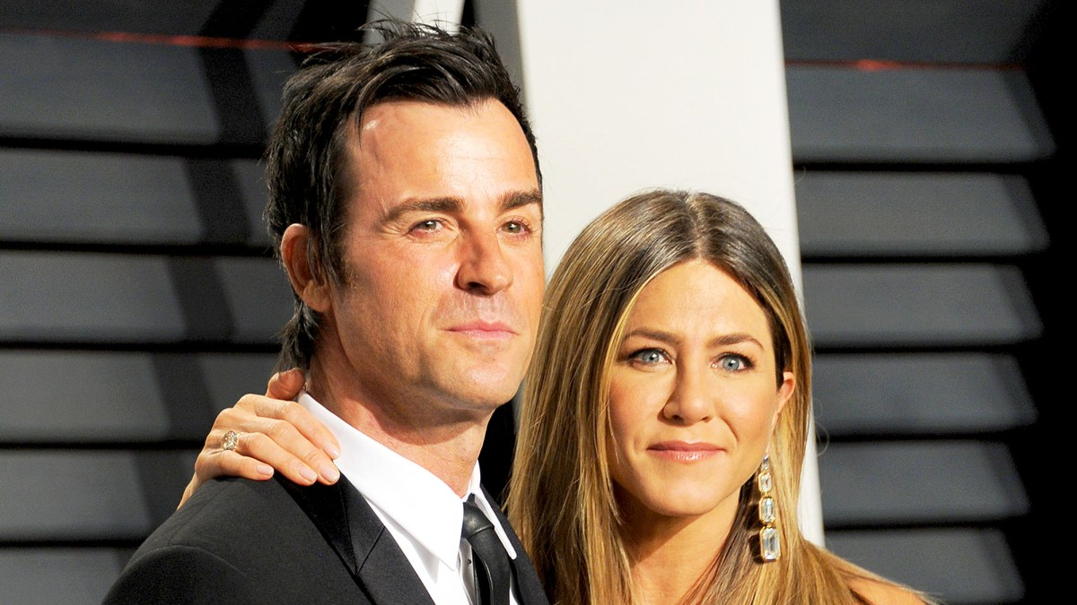 Jennifer Aniston Wedding.Justin Theroux Jen Aniston And I Wanted Our Wedding To Be