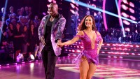 Terrell Owens and Cheryl Burke Dancing With The Stars