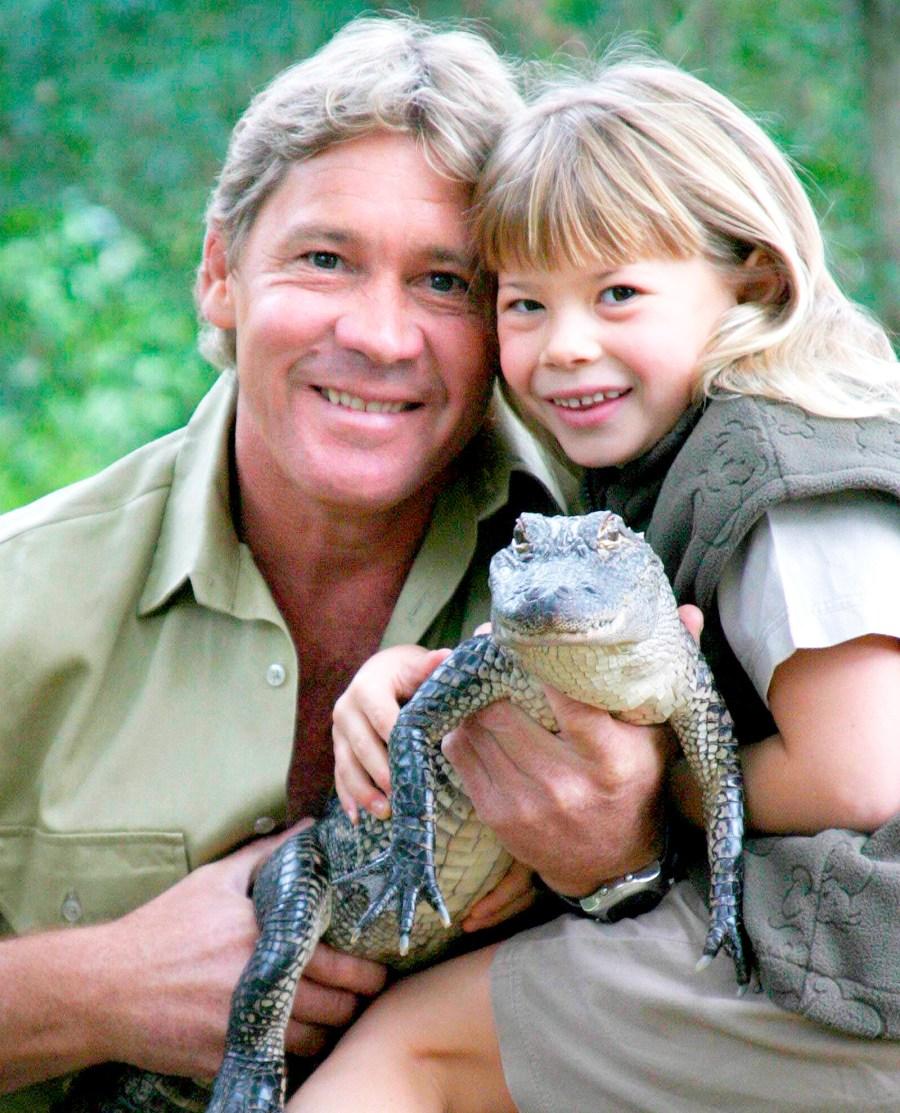 Bindi Irwin Recalls Wrestling a Crocodile at Age 8