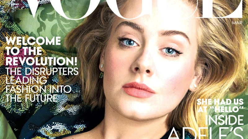 See How Adele Has Changed Through the Years