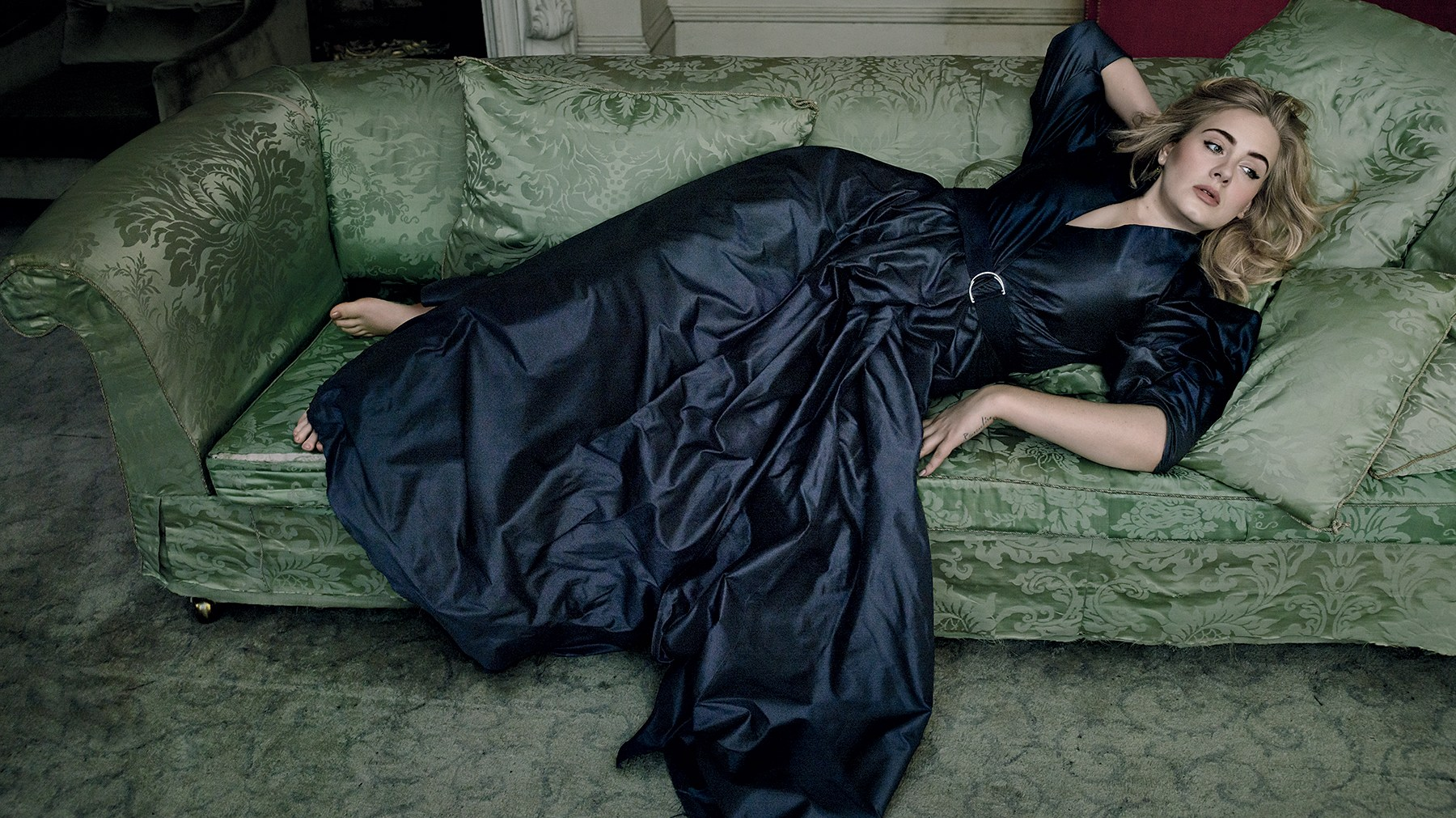 Adele for Vogue