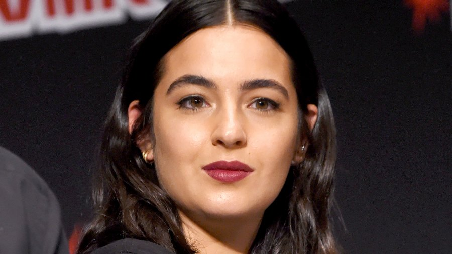 """Alanna Masterson speaks onstage AMC presents """"The Walking Dead"""" at New York Comic Con at The Theater at Madison Square Garden on October 8, 2016 in New York City."""