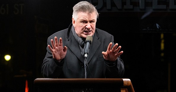 Alec Baldwin (Channeling Donald Trump), Robert De Niro, Cher and More Celebs Attend Anti-Trump Rally in NYC