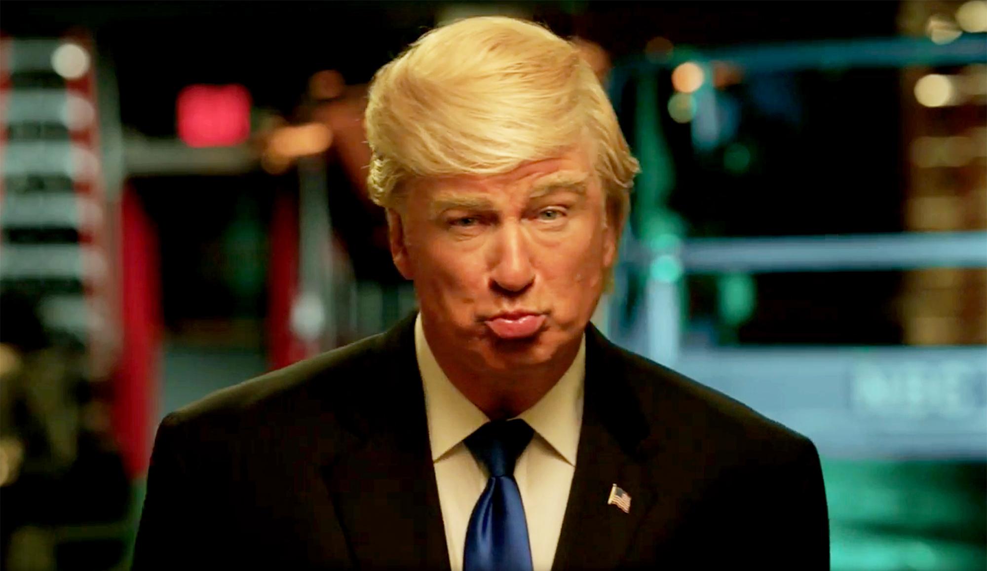 Alec Baldwin To Play Donald Trump On SNL