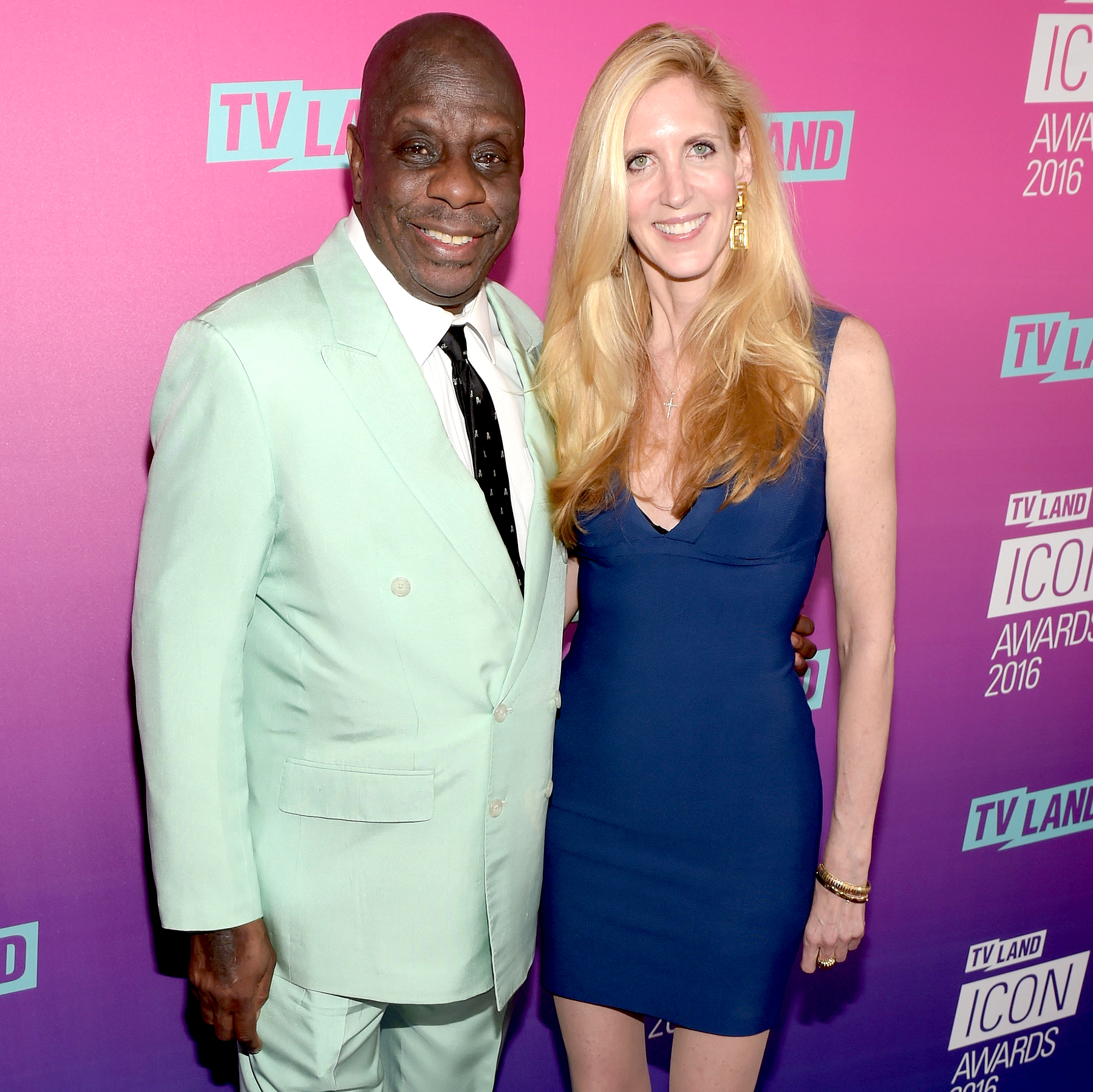 Who is ann coulter dating now
