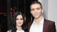 Ariel Winter and Laurent Claude Gaudette
