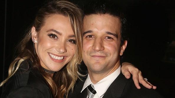 Dwts Pro Mark Ballas Marries Singer Bc Jean In California Photos