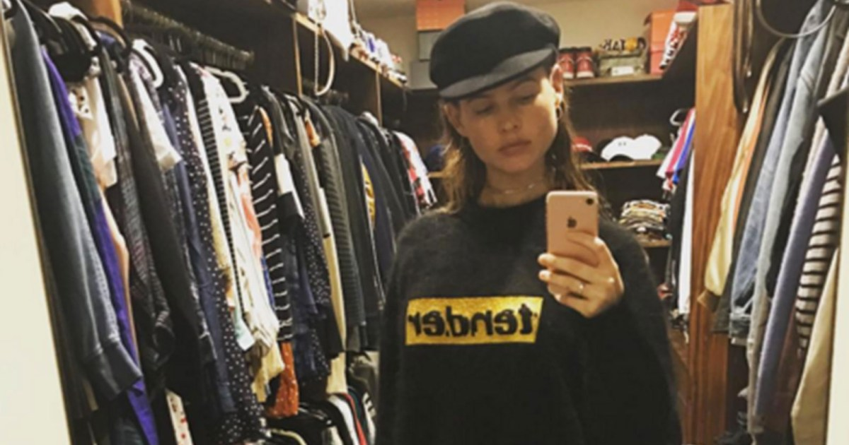 Behati Prinsloo Celebrates First Post Baby Girls Night Out