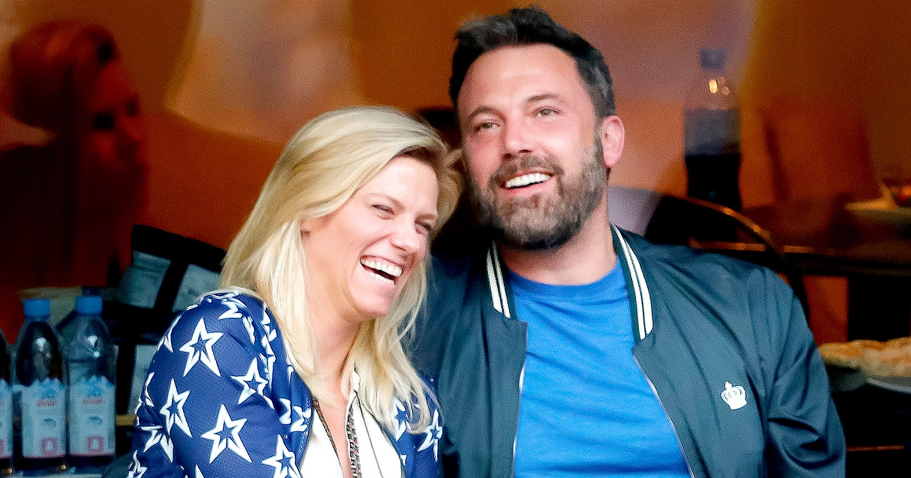 Emmys 2017: Ben Affleck 'Jumped Up and Cheered' When Girlfriend Lindsay Shookus, 'SNL' Won