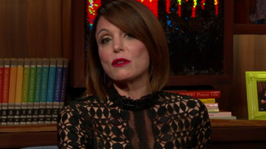 Bethenny Frankel says her divorce is nearly finalized