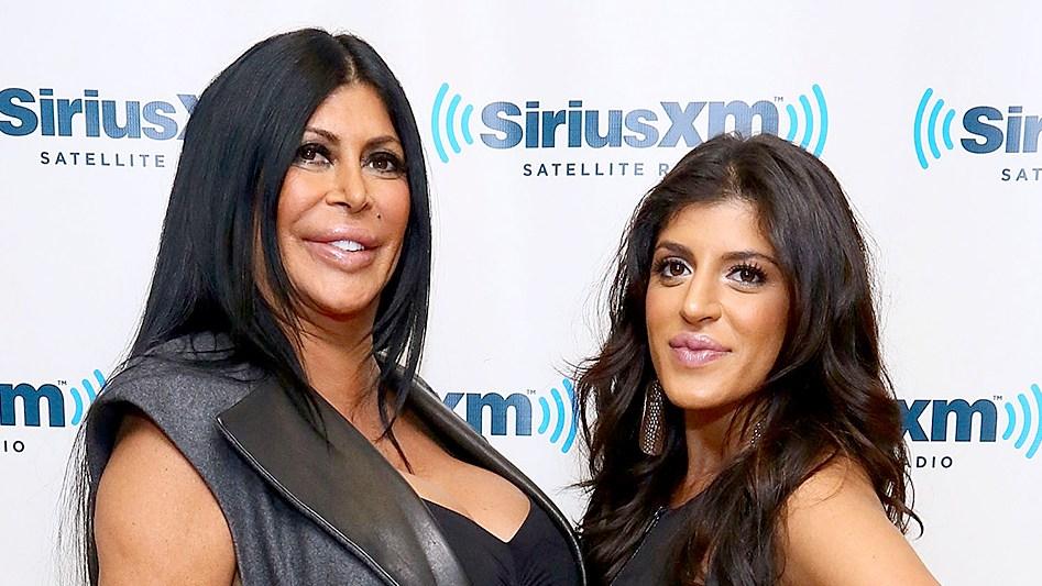 Angela 'Big Ang' Raiola and daughter Raquel Donofrio.