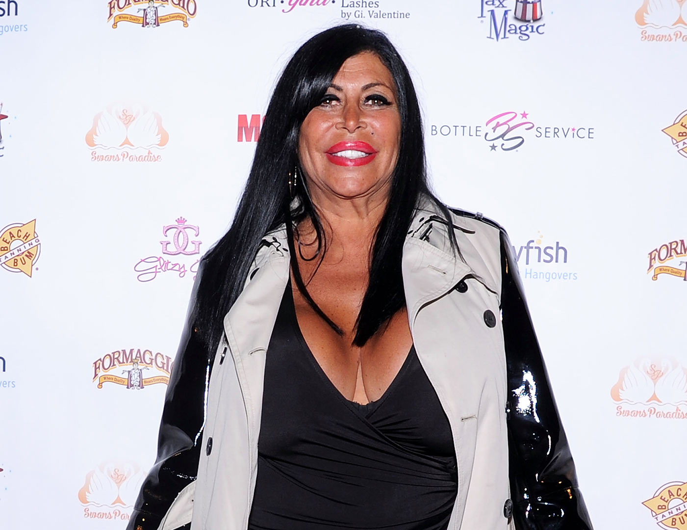 'Mob Wives' Stars Remember Big Ang After Attending Visitation