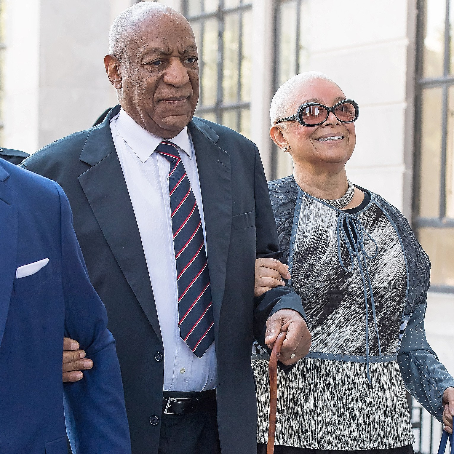 Bill Cosby and Camille Cosby
