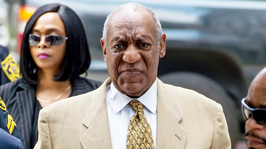 Bill Cosby arrives at Montgomery County Courthouse on July 7, 2016 in Norristown, Pennsylvania.
