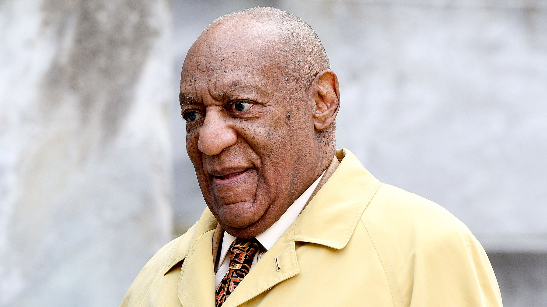 Bill Cosby spotted at the Montgomery County court house in Norristown, PA attending a new hearing on his sexual assault case February 27, 2017.