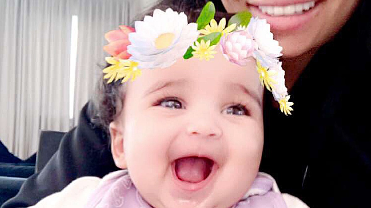 Rob Kardashian, Blac Chyna Spend Time With Daughter Dream