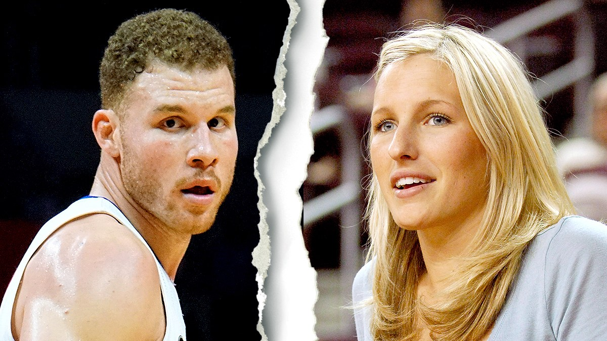 Blake Griffin and Brynn Cameron