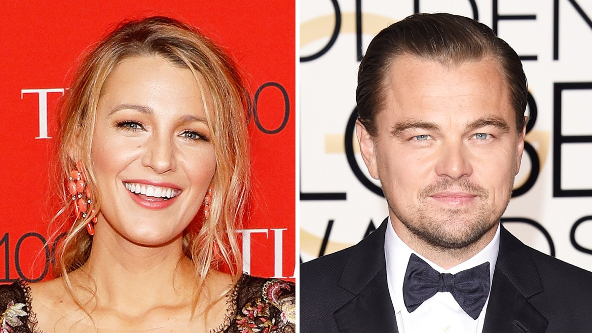 How Blake Lively Kept In Touch With Ex Boyfriend Leo Dicaprio