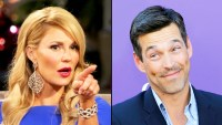 Brandi Glanville and Eddie Cibrian
