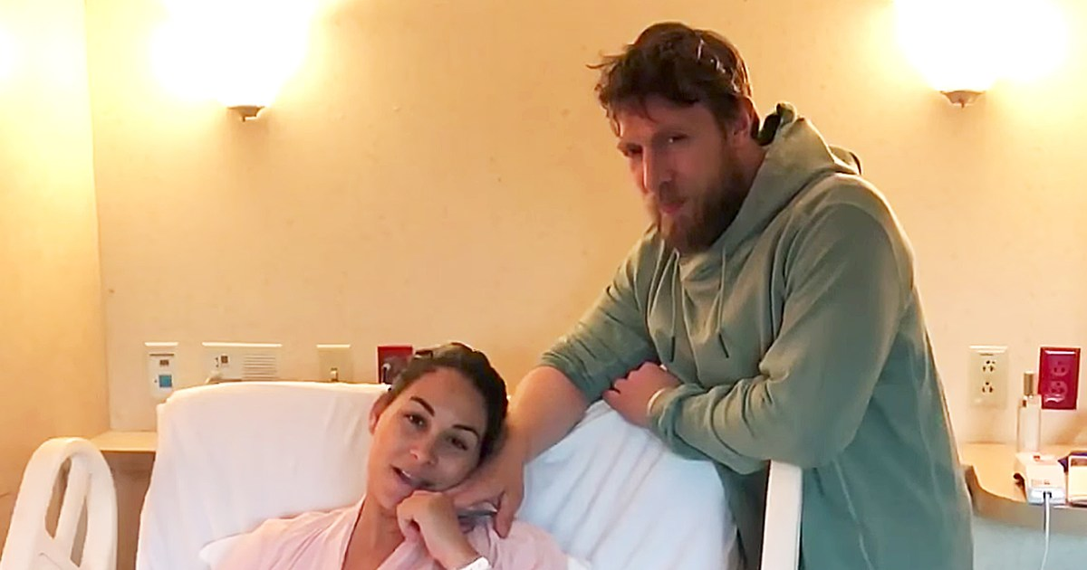 Brie Bella Opens Up (From the Hospital!) About Her 'Very ...
