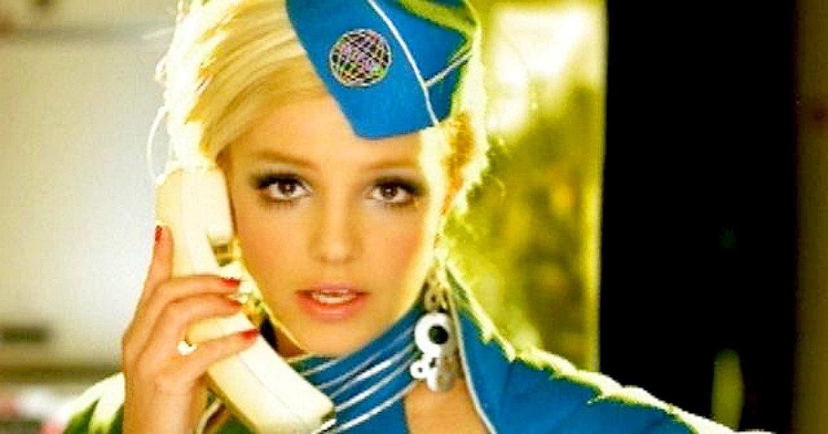 Britney Spears 12 Most Iconic Music Video Moments In Gifs