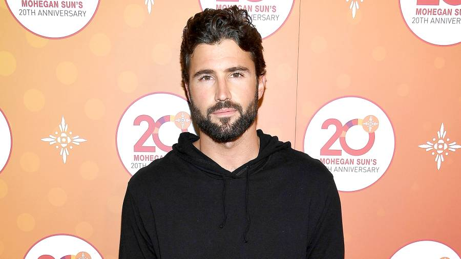 Brody Jenner walks the red carpet before the Ballroom After Party with Chrissy Teigen and LL Cool J for Mohegan Sun's 20th Anniversary at Mohegan Sun on October 15, 2016 in Uncasville, Connecticut.