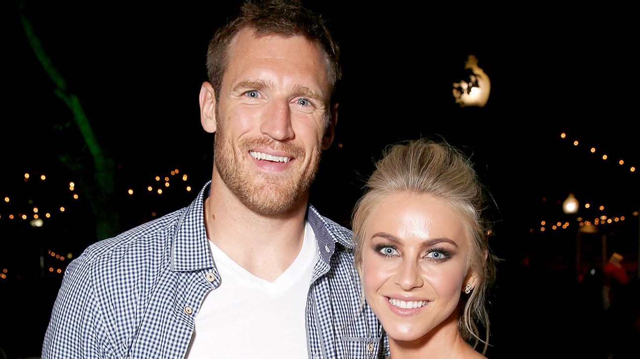 "Brooks Laich and Julianne Hough attend FOX's ""Grease: Live"" For Your Consideration Event Event at Paramount Studios on June 15, 2016."