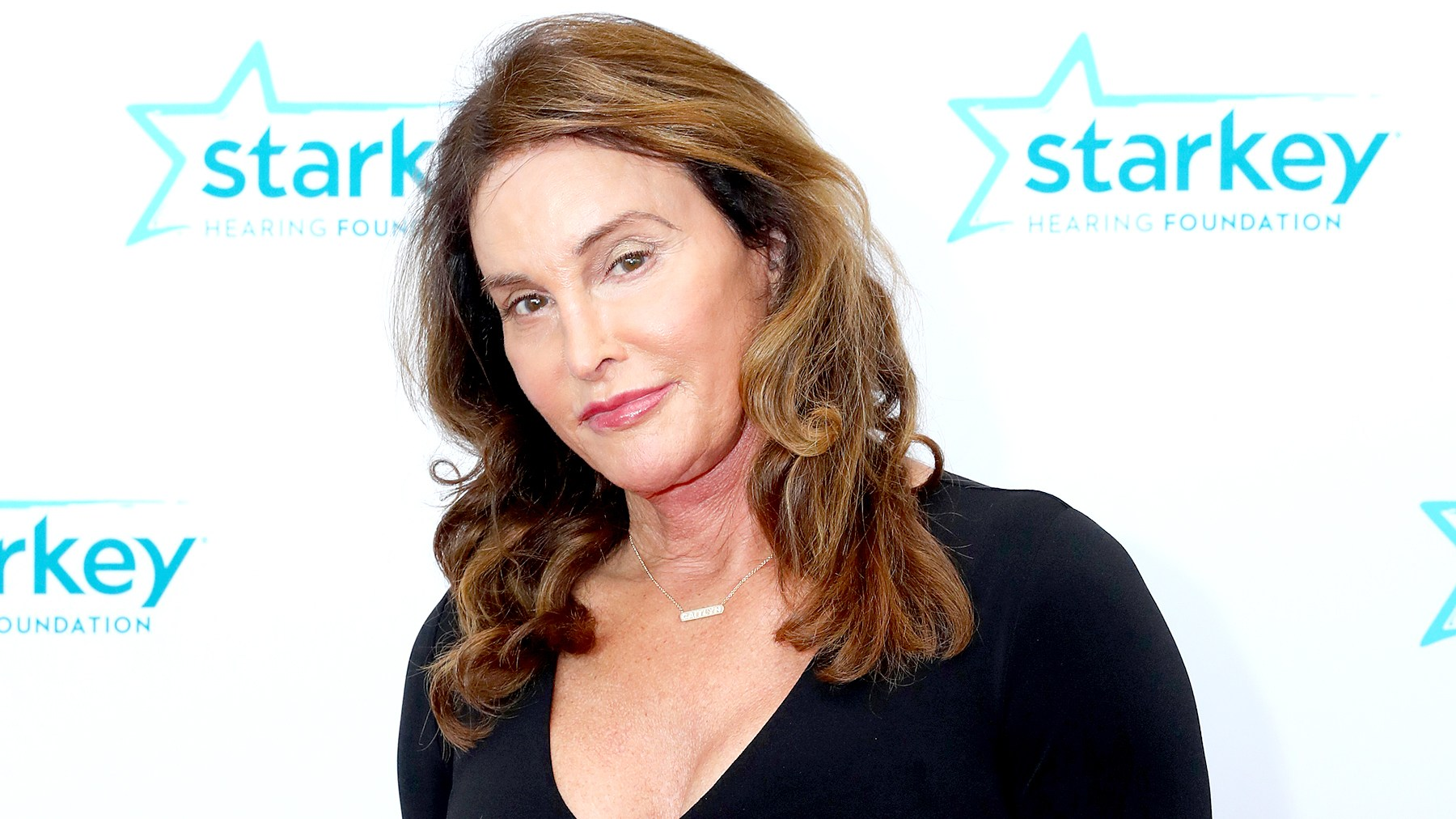 Caitlyn Jenner walks the red carpet at the 2017 Starkey Hearing Foundation So the World May Hear Awards Gala at the Saint Paul RiverCentre on July 16, 2017 in St. Paul, Minnesota.