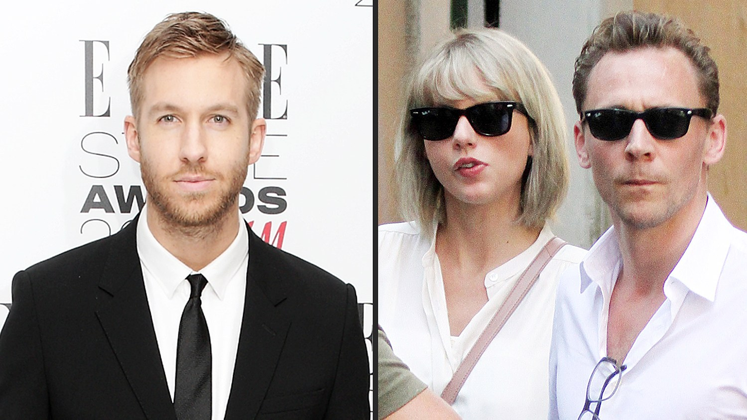 Calvin Harris Taylor Swift Tom Hiddleston