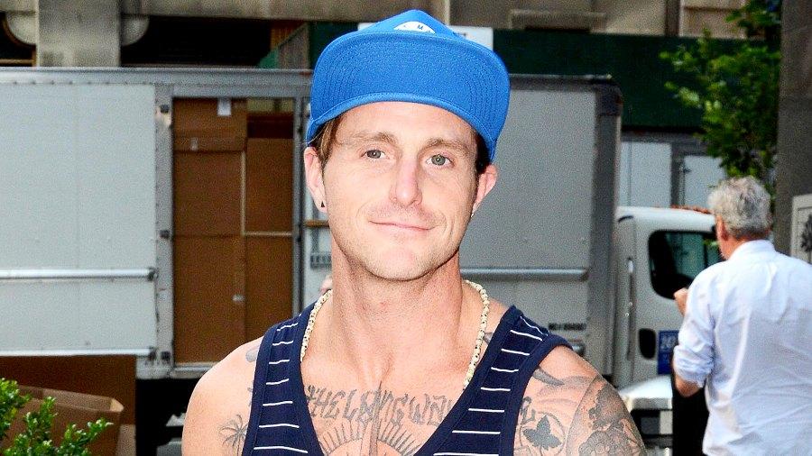 Cameron Douglas is seen on June 13, 2017 in New York City.