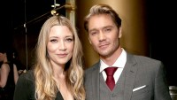 """Sarah Roemer and Chad Michael Murray attend the premiere Of Momentum Pictures' """"Outlaws And Angels"""" at Ahrya Fine Arts Movie Theater on July 12, 2016 in Beverly Hills, California."""