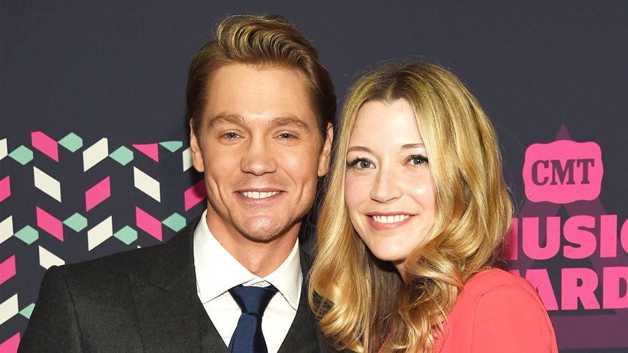 Chad Michael Murray and Sarah Roemer