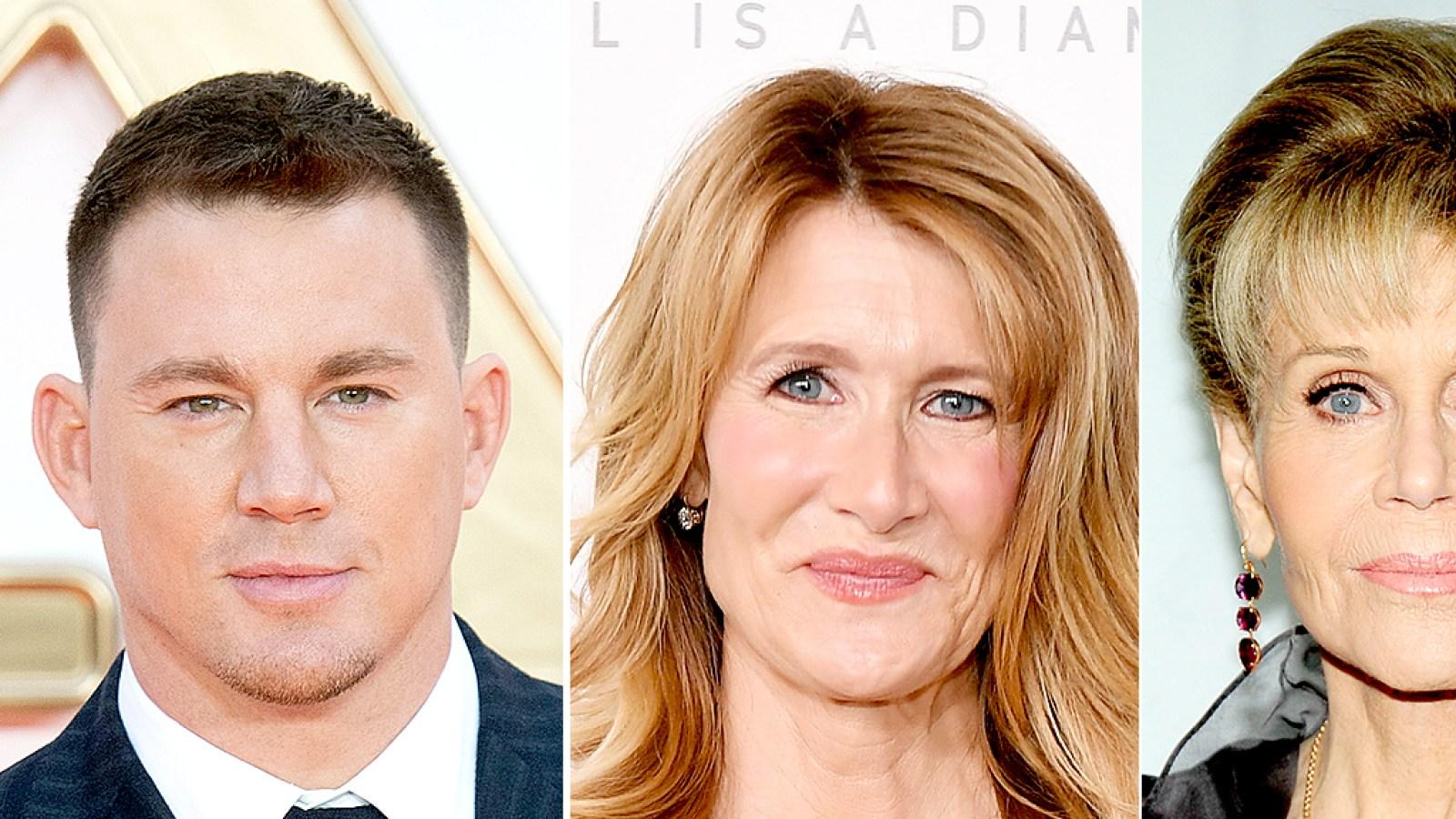 Channing Tatum, More Stars Speak Out Against Harvey Weinstein
