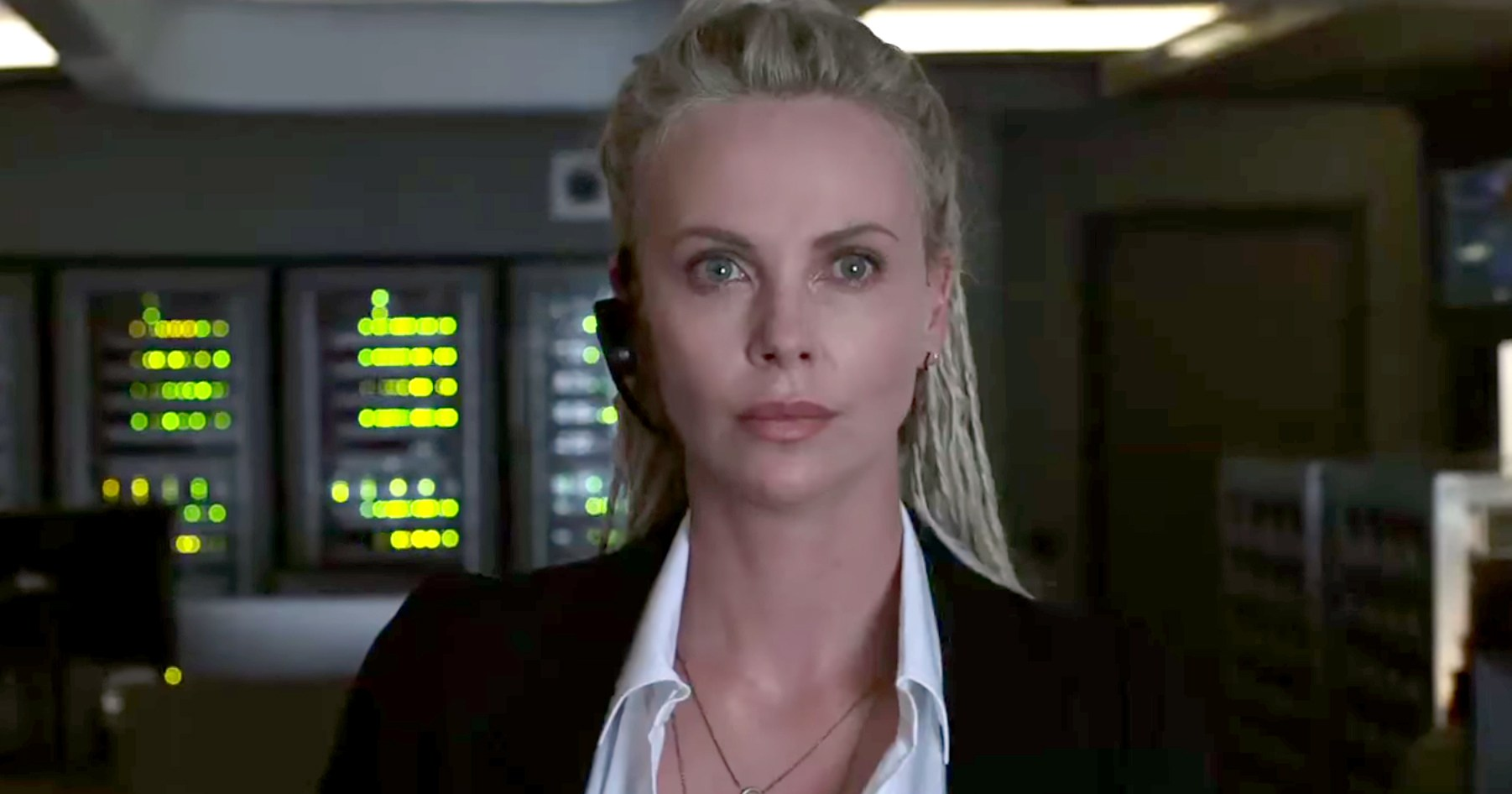 New 'The Fate of the Furious' Trailer Introduces Villainous Charlize Theron as Cipher