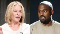 Chelsea Handler and Kanye West