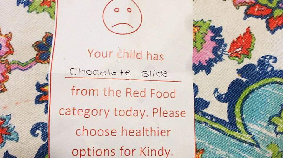 viral school note