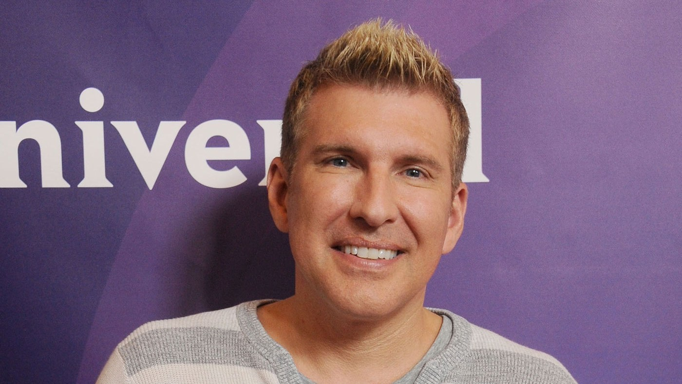Todd Chrisley attends the 2014 Television Critics Association Summer Press Tour