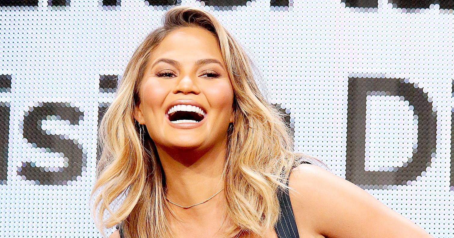 Chrissy Teigen Jokingly Explains What It's Really Like to Be a Celeb — They Use Amazon to Order Toilet Paper and More Secrets