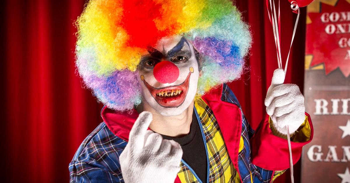 'Killer Clown' Reports Terrorizing People Across the Country   1200 x 630 jpeg 176kB