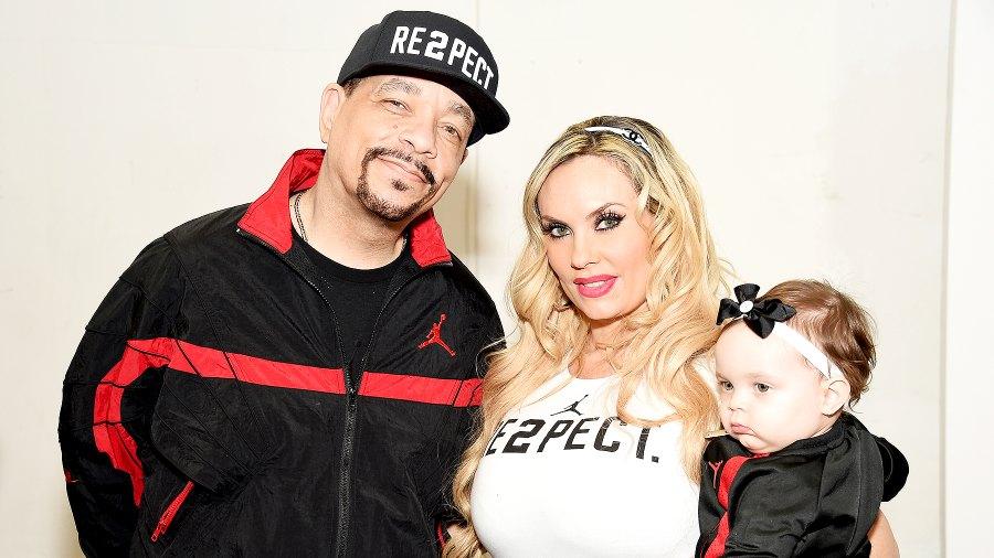 Ice-T, Coco Austin and Chanel Nicole Marrow