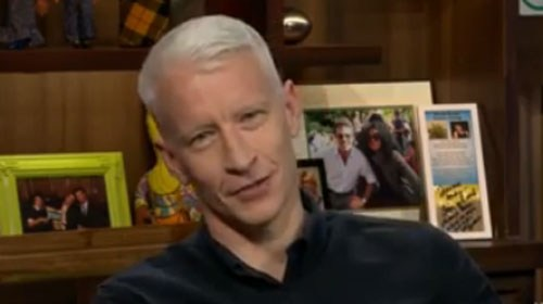 Anderson Cooper talks working with Kelly Ripa