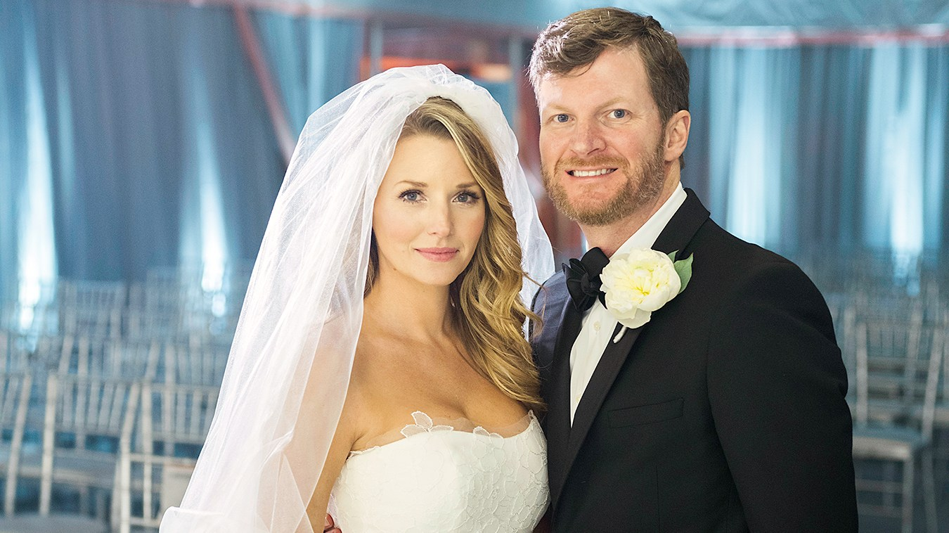 Dale Earnhardt Jr. Amy Reimann