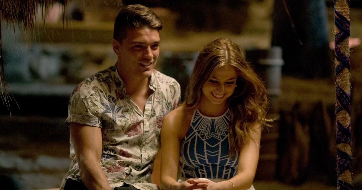 Bachelor Cast Paradise