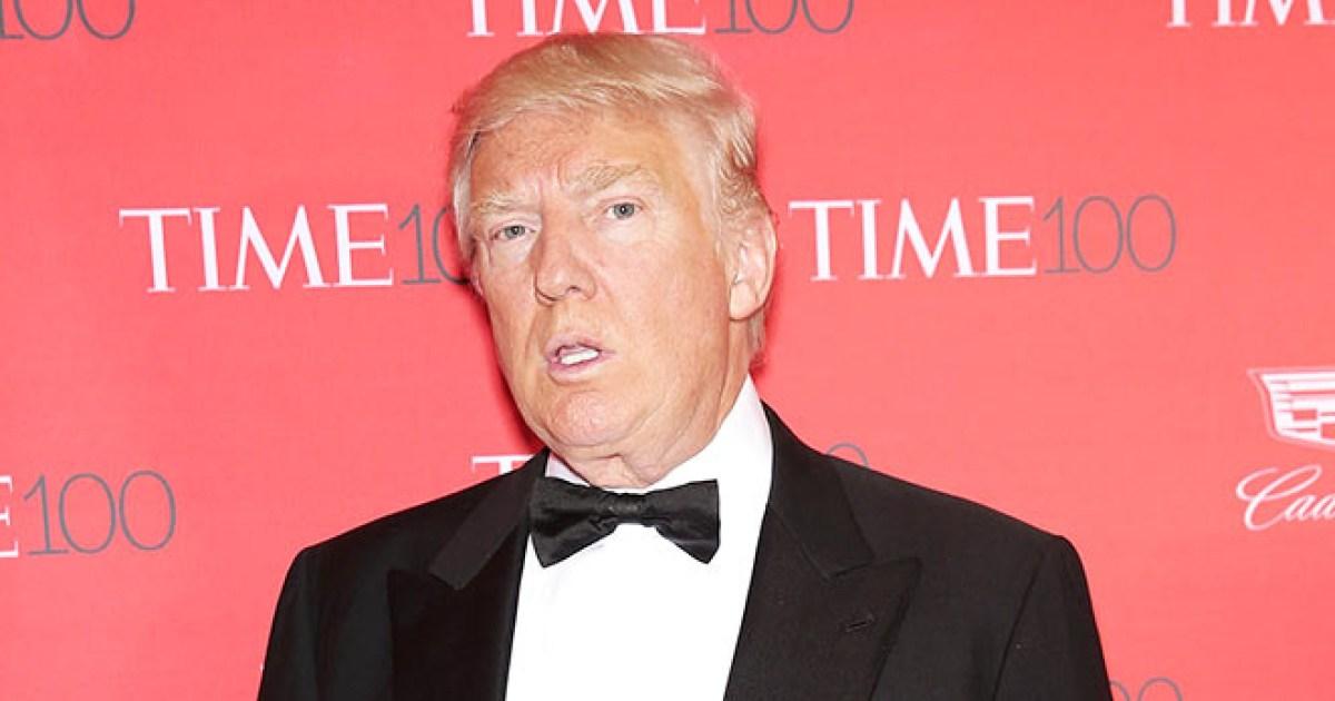 Donald Trump Gets Stuck in Elevator, Blames 'Democrat ...