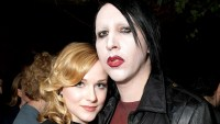 Evan Rachel Wood, Marilyn Manson