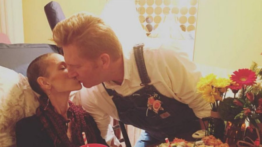 Joey and Rory Feek celebrate Valentine's Day