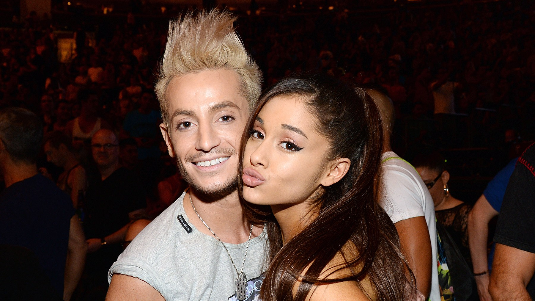 Frankie Grande Ariana Grande