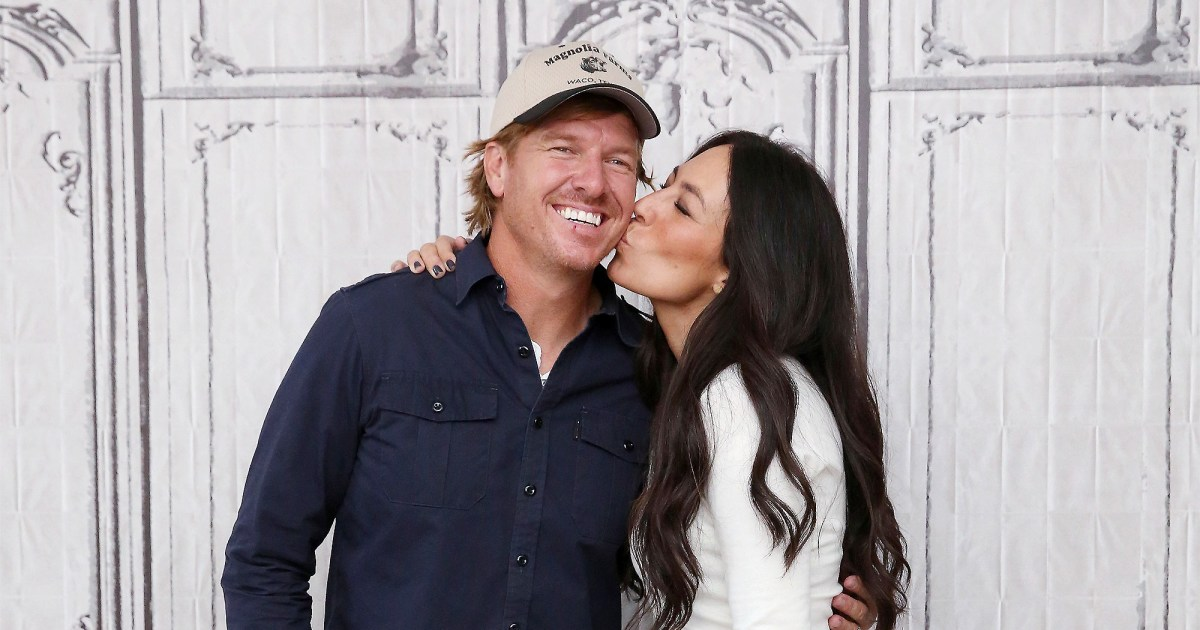 chip and joanna gaines 39 family album through the years. Black Bedroom Furniture Sets. Home Design Ideas