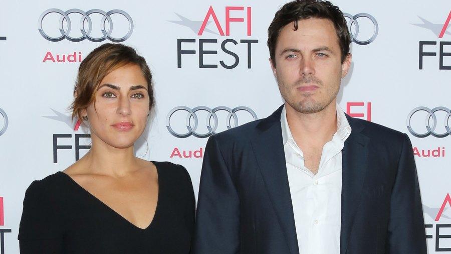 Casey Affleck's Wife, Summer Phoenix, Files for Divorce